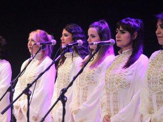 Antakya Medeniyetler Korosu, Suriyeli Sığınmacılara Konser Verdi