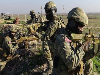 SAT ve SAS Komandolarından Fırat Kalkanı Harekatı'na Destek