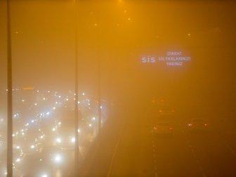 İstanbul'da Sis: Görüş Mesafesi Yer Yer 40 Metreye Kadar Düştü