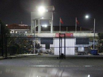 İzmir'de Buca F Tipi Cezaevinde Yangın