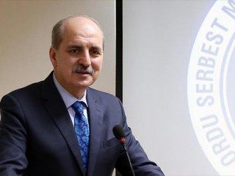 Başbakan Yardımcısı Numan Kurtulmuş: ''Türkiye'de İstihdamı Artıracağız''