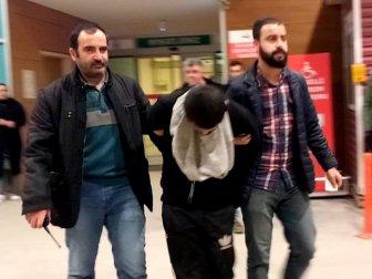 Bursa'da Villa Faresi Mücevherlerle Yakalandı