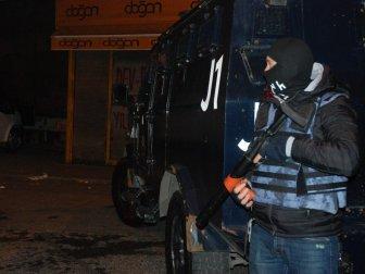 Okmeydanı'nda Gençlik Federasyonuna Hava Destekli Terör Operasyonu