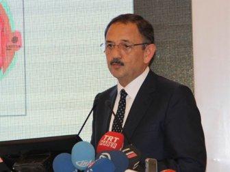 Bakan Özhaseki'den Hakem Ümit Öztürk'e Tepki