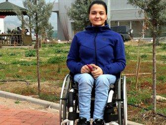 Engelli Sporcu Büşra Ün'den 'Yol Ücreti' Alan Notere Ceza