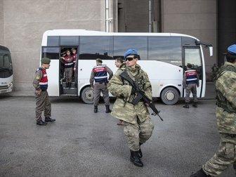 Özel Kuvvetler Komutanlığı'ndaki Darbe Girişimi Davasında Ara Karar