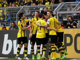 Bundesliga, Borussia Dortmund 6-2 Bayer Leverkusen