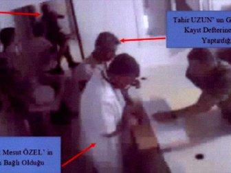 Deniz Harp Okulu Komutanı Mesut Özel'in Alıkonulması Davası