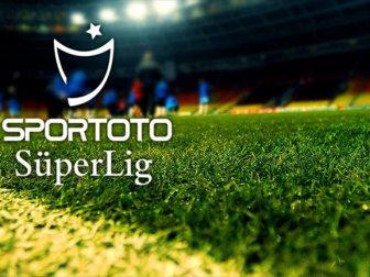 Spor Toto Süper Lig'de 23. Hafta Görünüm