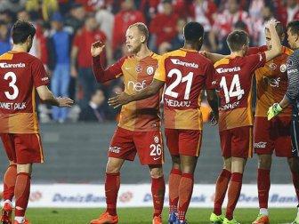 Galatasaray 3-2 Antalyaspor