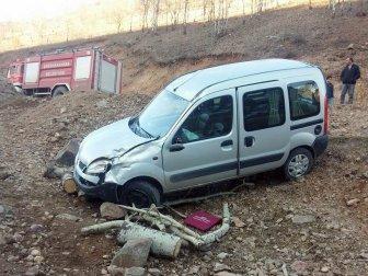Giresun'da Trafik Kazası: 1 Ölü, 1 Yaralı (Metin Uzun)
