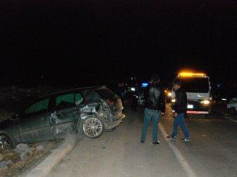 Şanlıurfa'da 5 Aracın Karıştığı Zincirleme Trafik Kazası: 6 Yaralı