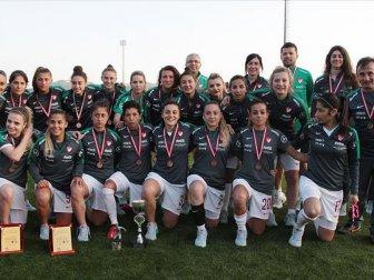 A Milli Kadın Futbol Takımı, Goldcity Women's Cup'ta Üçüncü Oldu