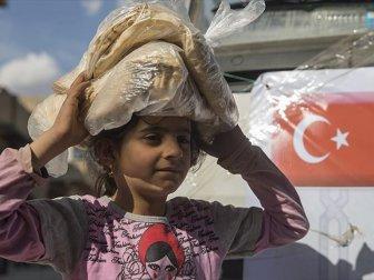 İhh'dan Bab'a 25 Araçlık Yardım