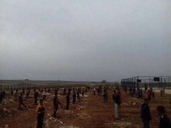Viranşehir'de Fidan Dikim Kampanyasında Hedeflenen Sayının 2 Katına Ulaşıldı