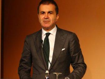"""AB Bakanı Çelik: """"Aşırı Sağ/ırkçı Siyasi Hareketler İle Deaş İkiz Kardeşlerdir"""""""