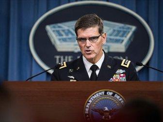ABD'li Komutan Joseph Votel'den Afganistan ve Yemen Açıklaması