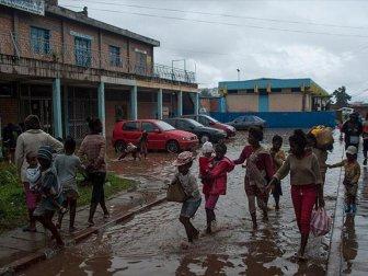 Madagaskar'daki Enavo Kasırgası'nın Bilançosu Ağırlaşıyor