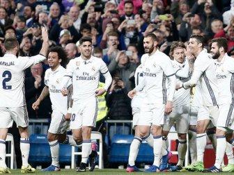 Real Madrid Yine Liderliğe Yükseldi
