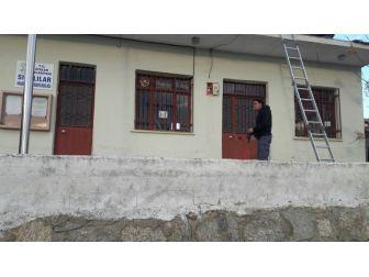 Sıralılar Mahallesi Muhtarlık Binası Bakıma Alındı