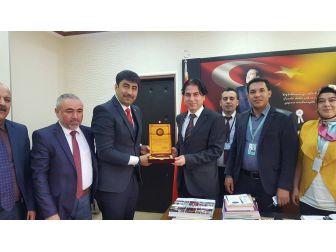 Nevşehir Kamu Hastaneleri Birliği Genel Sekreterliği'nde Tis Sevinci