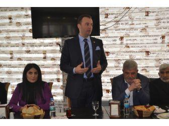 Ak Parti Milletvekili Minsolmaz'ın Referandum Açıklaması