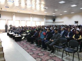 Horasan'da İstiklal Marşı'nın Kabulü Ve Mehmet Akif Ersoy'u Anma Programı