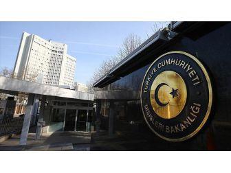 Türkiye'den Hollanda'ya İki Ayrı Nota