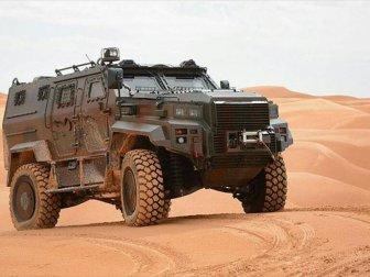 Ejder Yalçın Zırhlısı Afrika Yolcusu