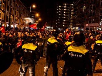 Hollanda Skandalında Ateş İzni Verilmiş