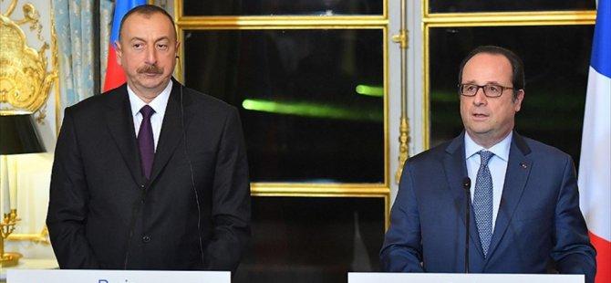 Hollande'den Kritik Türkiye Mesajı!