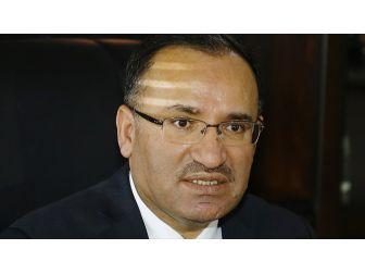 Adalet Bakanı Bozdağ: Ab Adalet Divanı'nın Kararı Adaletin Kıyametidir