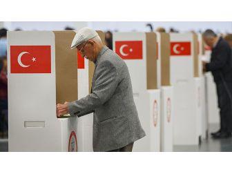 Birleşik Krallık'taki Türkler Referandum İçin 6-9 Nisan'da Sandık Başına Gidecek