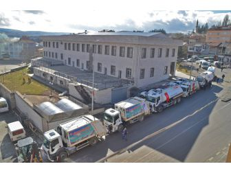 Bünyan Belediyesi Hibe Olarak Alınan Araçları Tanıttı