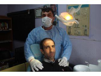 Diş Teknisyeninden Örnek Davranış