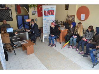 İşkur'dan Bilgilendirme Standı