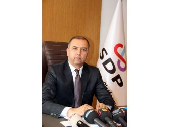 Sivil Dayanışma Platformu Kayseri Temsilcisi Mustafa Özkan:
