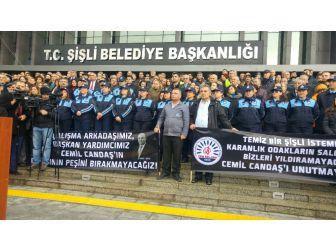 Şişli Belediye Başkan Yardımcısı Cemil Candaş'ın Ölümüne İlişkin Açılan Dava Bugün Başlıyor