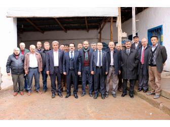 """İl Özel İdaresi Genel Sekreteri Kaya: """"Köylerimize Hizmet Artarak Devam Edecek"""""""