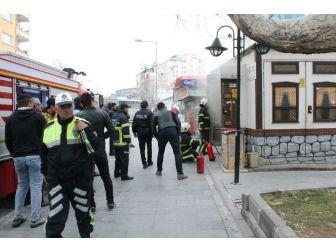 Elektrik Trafosu Patladı, Panik Yaşandı