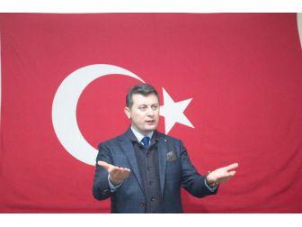 Ak Parti Odunpazarı İlçe Başkanlığı Referandum İçin Çalışmalarını Sürdürüyor