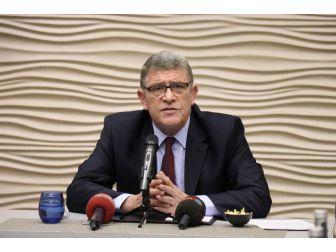 Eski Ülkü Ocakları Başkanı Dervişoğlu Referandumla İlgili Konuştu