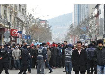 Afyonkarahisar Cumhurbaşkanı Erdoğan'ı Bekliyor