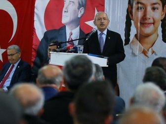 Kılıçdaroğlu : Vatanımızı Düşünerek 'Evet' Ya Da 'Hayır' Diyeceğiz