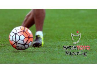 Spor Toto Süper Lig'de 25. Hafta Başlıyor