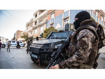 Şırnak'ta Pkk/kck Operasyonu: 40 Gözaltı