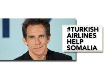Ünlüler Somali'ye Yardım İçin Thy'ye Seslendi