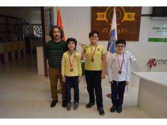 Aydın Özel Başak Koleji 6. Kez Şampiyon Oldu
