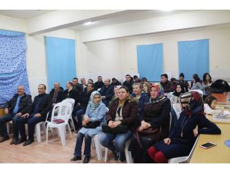 Hisarcık'ta İlk Yardım Kursu