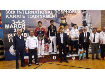 Kartepeli Sporcular, Turnuvadan Derecelerle Döndü